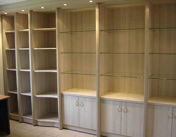 Agencements de bureaux : meubles et rangement à lyon